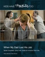 When My Dad Lost His Job