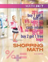 Shopping Math