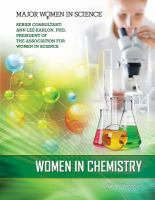 Women in Chemistry