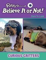 Ripley's Believe It or Not! : Dare to Look