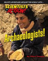Archaeologists!