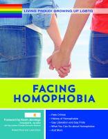 Facing Homophobia
