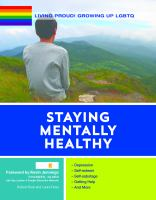 Staying Mentally Healthy