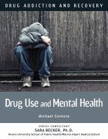 Drug Use and Mental Health