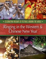 Ringing in the Western & Chinese New Year