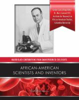 African American Scientists and Inventors