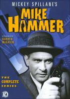 Mike Hammer the complete series.