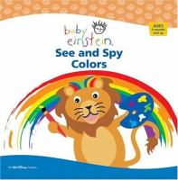 See and Spy Colors