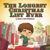 The Longest Christmas List Ever