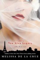 The Van Alen legacy : a Blue Bloods novel