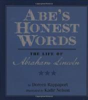 Abe's Honest Words