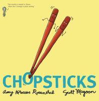 Chopsticks book cover