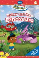 Quincy and the Dinosaurs
