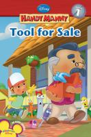 Handy Manny, Tool for Sale