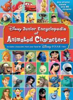 Disney Junior Encyclopedia Of Animated Characters*