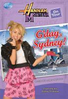 G'day Sydney!