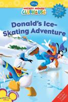 Donald's Ice-skating Adventure