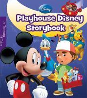 Disney Playhouse Disney Storybook