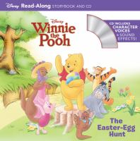 Winnie the Pooh Read-along Storybook and CD