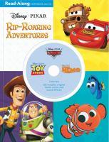 Disney Pixar Rip-roaring Adventures