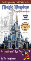 The Imagineering Field Guide to the Magic Kingdom at Walt Disney World