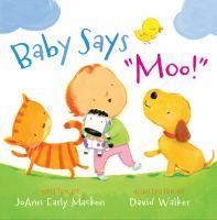 Baby Says Moo!