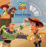 Toy Story 2 Read Along-storybook and CD