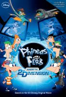 Phineas and Ferb Across the 2nd Dimension