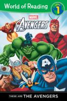 These Are the Avengers