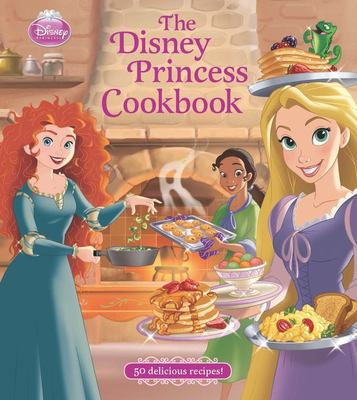 Cover image for The Disney Princess Cookbook