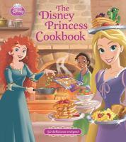 The Disney Princess Cookbook