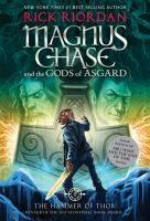 MAGNUS CHASE AND THE GODS OF ASGARD, BOOK 2, THE HAMMER OF THOR