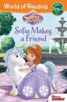 Sofia Makes A Friend