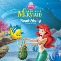 The Little Mermaid Read-along Storybook