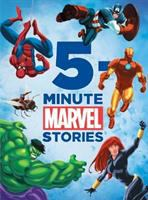 Five (5) Minute Marvel Stories