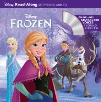 Frozen, Read-along Storybook and CD