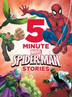 5-minute Marvel Spider-Man Stories