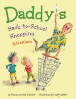 Daddy's Back to School Shopping Adventure