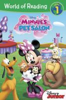 Disney Minnie's Pet Salon