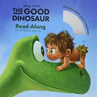 The Good Dinosaur Read-along Storybook and CD