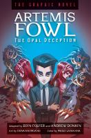 The Opal Deception Graphic Novel