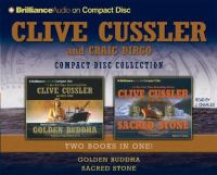 Clive Cussler and Craig Dirgo Compact Disc Collection