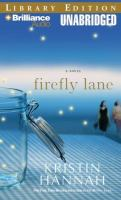 Firefly Lane [sound recording] : a novel