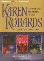 Karen Robards Compact Disc Collection
