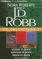 J.D. Robb CD Collection