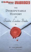 The Disreputable History of Frankie Landau-Banks