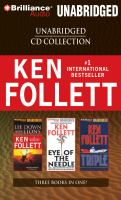 Ken Follett CD Collection