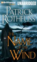 The name of the wind [sound recording] : [a novel]
