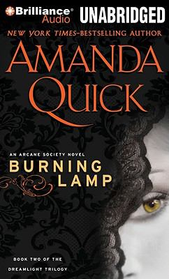Cover image for Burning Lamp