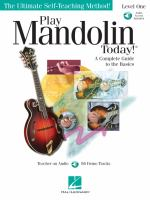 Play mandolin today!®